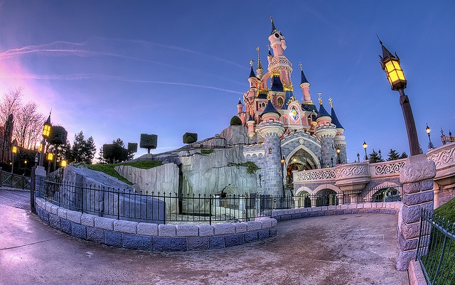 Disneyland-Paris-Park
